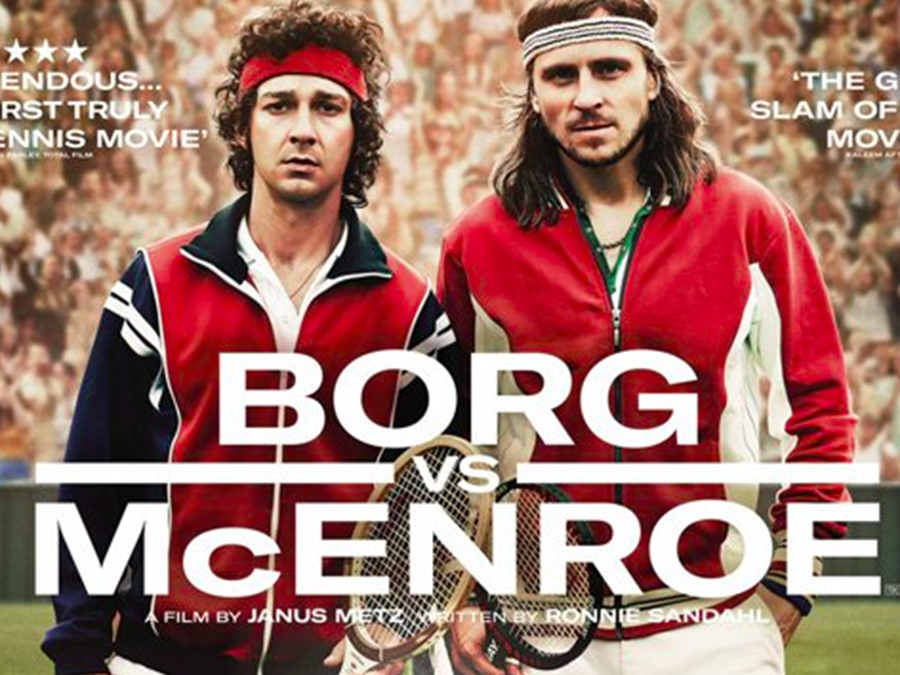 Borg McEnroe. Dal 9 novembre al cinema